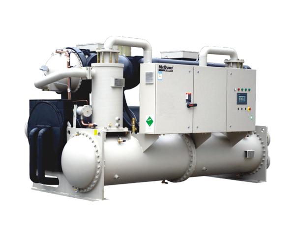 单螺杆式水源热泵机组(干式)